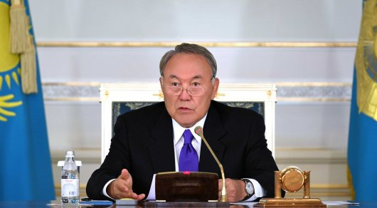 Назарбаев о нацкомпании Kazakh Invest: Прошло полгода, где результаты?