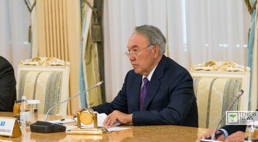 Назарбаев заявил о коррупции в секторе недропользования