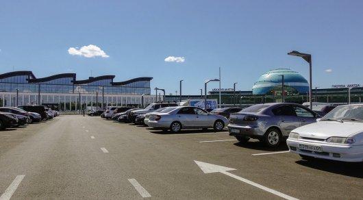 Почему подняли цены на парковку в аэропорту Астаны
