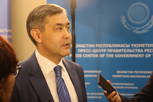 Ермекбаев о незаконных браках: Родители стали часто обращаться за помощью