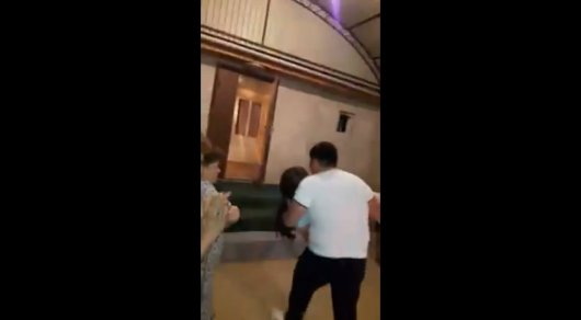 Кадры похищения невесты шокировали казахстанских пользователей