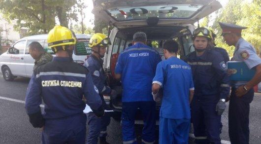 О состоянии пострадавших в жутком ДТП в Алматы рассказали медики