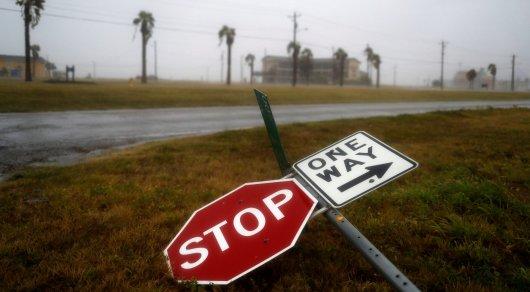 В США прогнозируют катастрофическое наводнение из-за урагана
