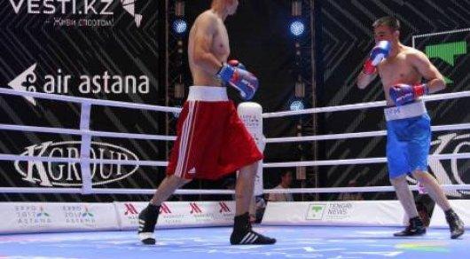 Казахстанец Ельжанов одержал третью победу на профи-ринге
