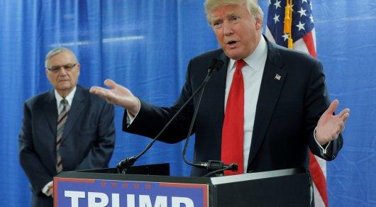 Дочь министра внутренних дел США грубо оскорбила Трампа