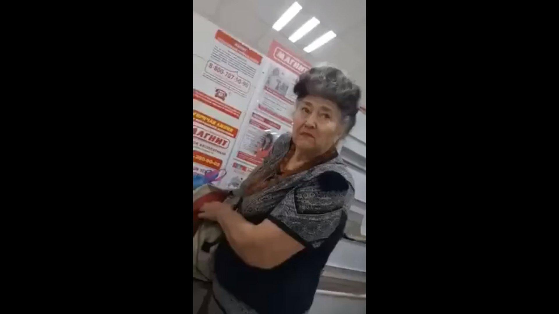 Порно кража в магазине улегся