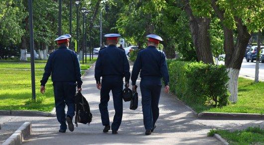 Почему полицейских в Карагандинской области больше, чем в Алматы