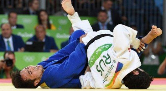 Дзюдоист Елдос Сметов не смог защитить титул чемпиона мира