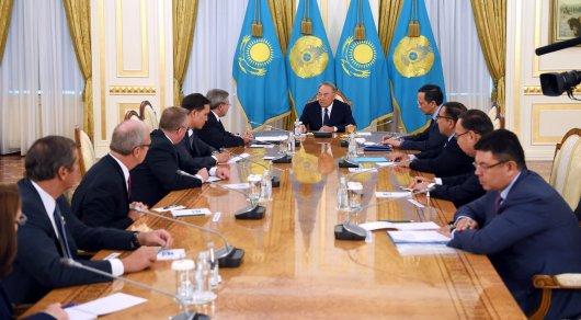 Назарбаев: Мы готовы развивать наше сотрудничество c США