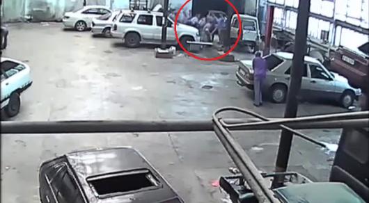 Один из участников жестокой драки на СТО в Талдыкоргане задержан - ДВД