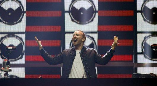 Астанчан попросили потерпеть концерт David Guetta