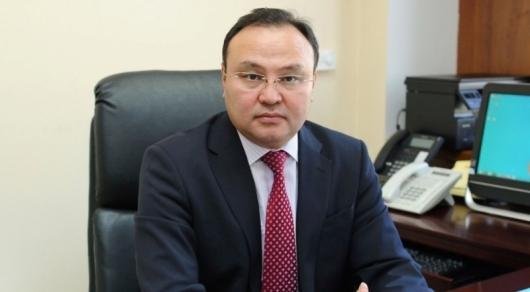Алмас Мадиев назначен заместителем акима Алматы