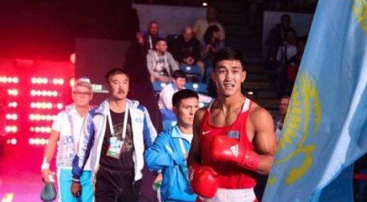 ЧМ по боксу: Абильхан Аманкул взял реванш у олимпийского чемпиона
