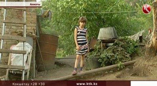 11-летних близнецов-маугли нашли под Алматы