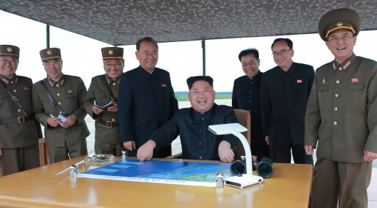 Лидер КНДР назвал последний пуск ракеты