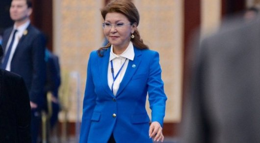 Дарига Назарбаева пошутила о казахстанских мужчинах и крепких женских руках