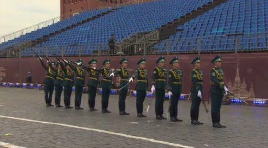 Чем удивит казахстанский военный оркестр москвичей