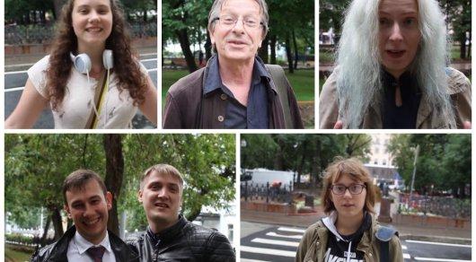 Москвичи поздравили казахстанцев по-казахски. Трогательное видео