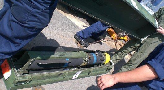 Оружие с военной базы в США могли продать в Казахстан