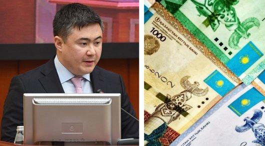 Сулейменов прокомментировал колебания рубля и евро