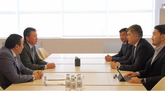 Кулибаев и Биртанов договорились доработать систему ОСМС