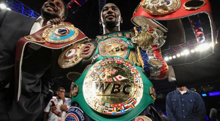 Теренс Кроуфорд. Фото: boxingscene.com