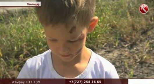 Был не в духе. Мужчина в Павлодаре швырнул ребенка на бетонную плиту
