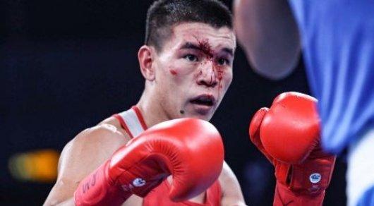 Абылайхан Жусупов проиграл узбеку в полуфинале ЧМ по боксу
