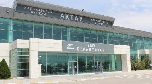Два самолета SСAT не смогли сесть в Актау из-за плохой видимости