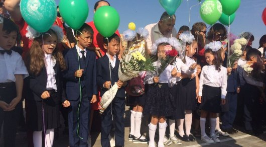 В Казахстане начался учебный год. Сагадиев рассказал о новой программе