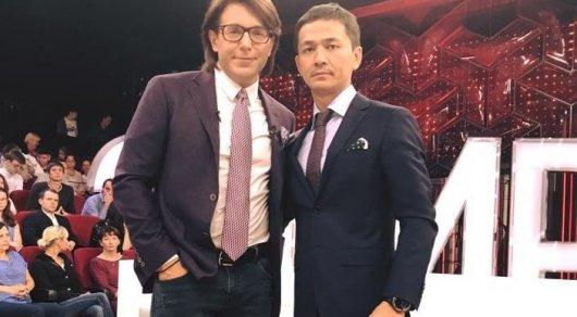 Адвокат Акжаркын Турлыбай принял участие в новом ток-шоу Андрея Малахова