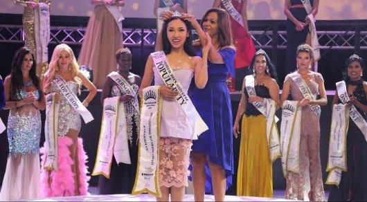 Казахстанка выиграла номинацию на
