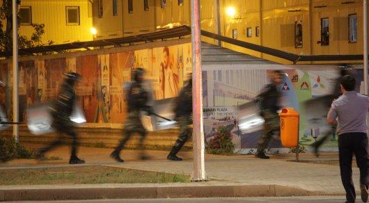 Исекешев о ситуации с иностранными рабочими в Астане: Инцидент исчерпан