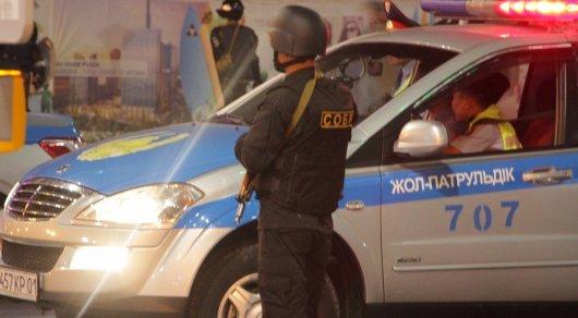 ДВД Астаны прокомментировало инцидент с иностранными рабочими в