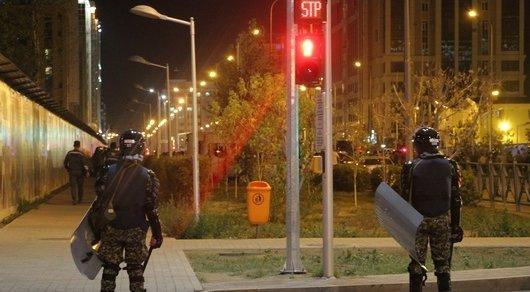 Серик Сапиев высказался по инциденту у
