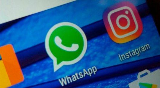 На проблемы с Instagram и WhatsApp пожаловались казахстанцы