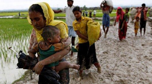 Токаев высказался по ситуации в Мьянме