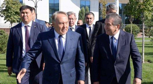 Президент Казахстана завершил собственный визит вУзбекистан