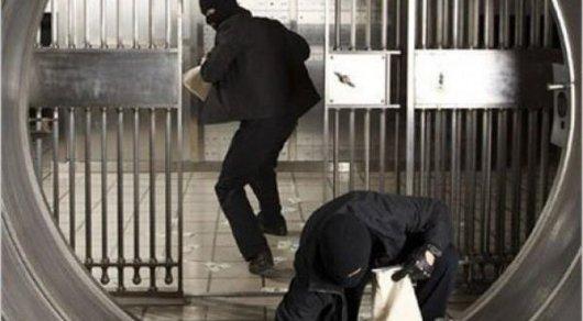 Воры вБразилии потратили $1 млн наподготовку кограблению ипопались