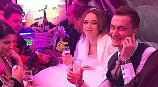 Диана Шурыгина вышла замуж заоператора «Первого канала»