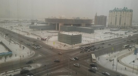 Холодно иветрено будет вКазахстане всреду