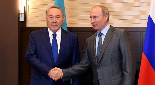 Путин пообещал удобные условия работы в Российской Федерации для иностранных предпринимателей