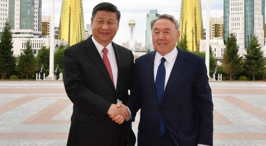 Президент Игорь Додон поздравил СиЦзиньпина
