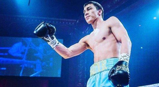 Фото со страницы боксера ВКонтакте