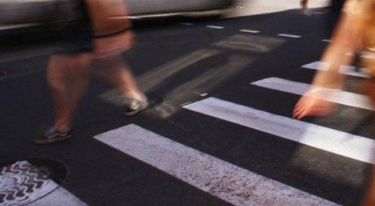 ВАстане 18-летний шофёр сбил пожилую женщину свнучкой
