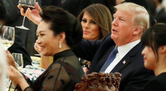 Прошлый охранник сказал съезду США опредложенных Трампу женщинах в столицеРФ