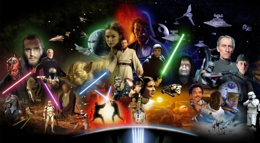 Грядет Новая Трилогия Звездных Войн!