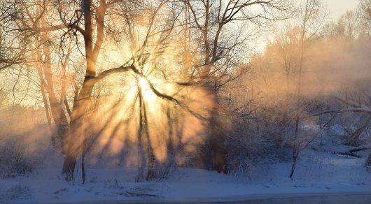 Туман иосадки ожидаются вбольшинстве регионов Казахстана