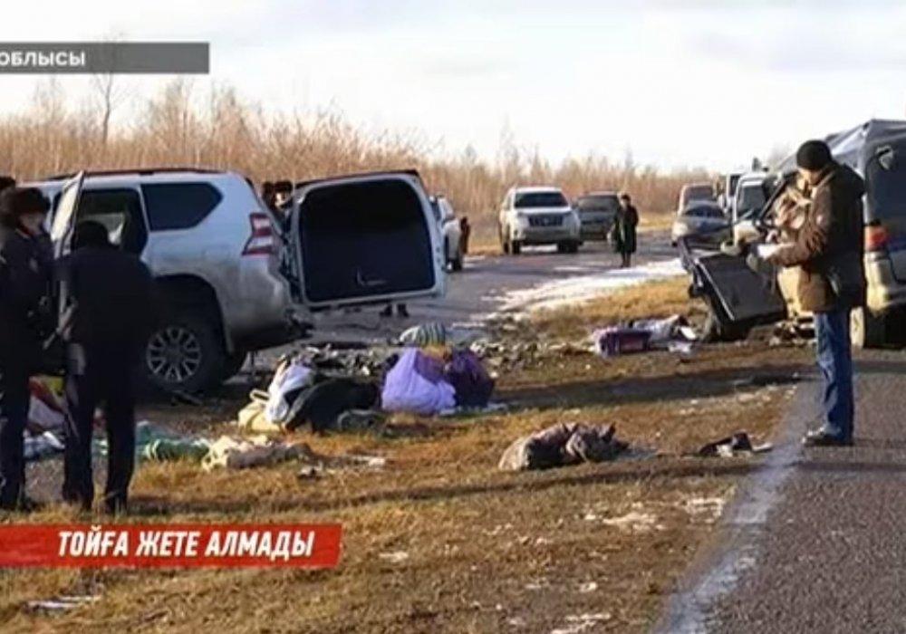 Четверо погибших под Кокшетау ехали на свадьбу