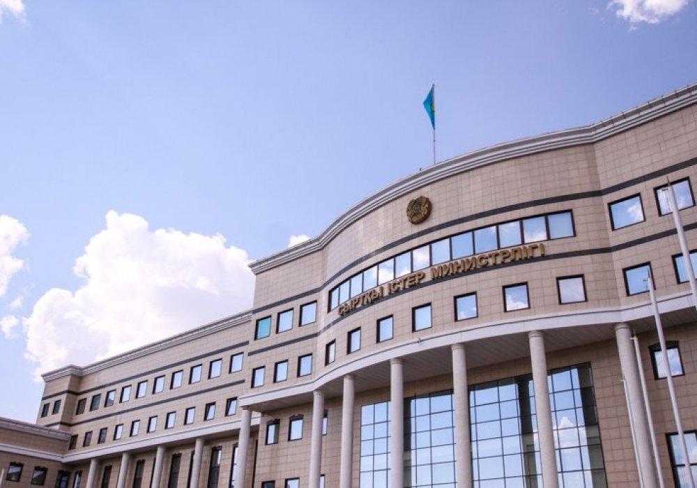 МИД поблагодарил руководство Чечни за эвакуацию казахстанцев из Сирии